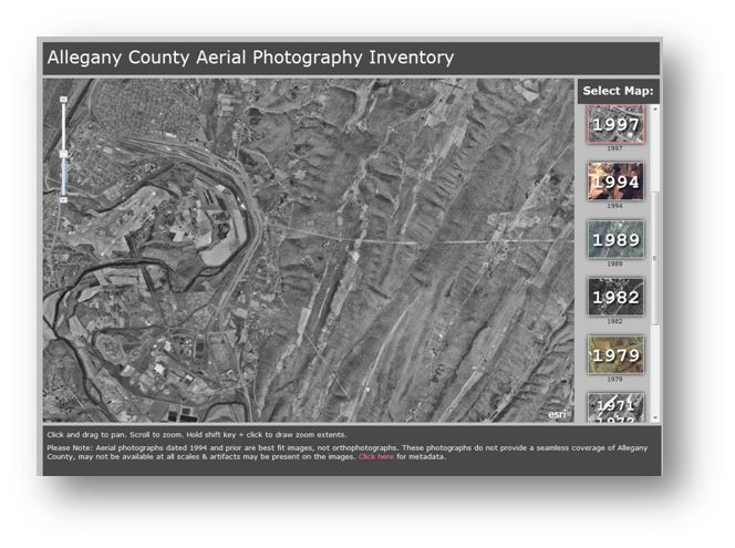 Aerial Photography Inventory