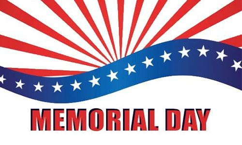 Memorial-Day-American-Flag-In-Backround