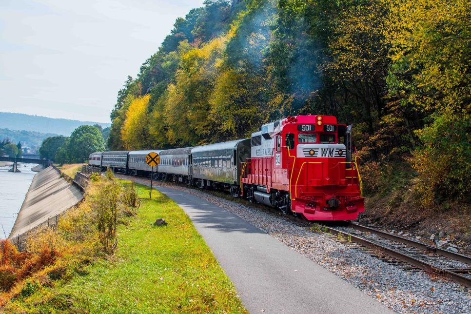Western Maryland Scenic Railroad Image