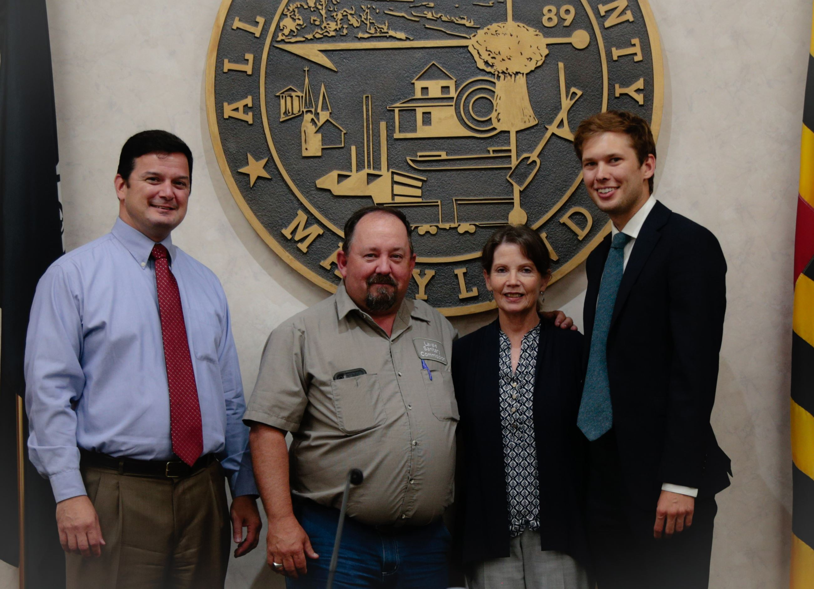Commissioners Appoint Simpson Clerk Image