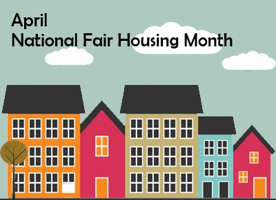 Fair Housing Month Image
