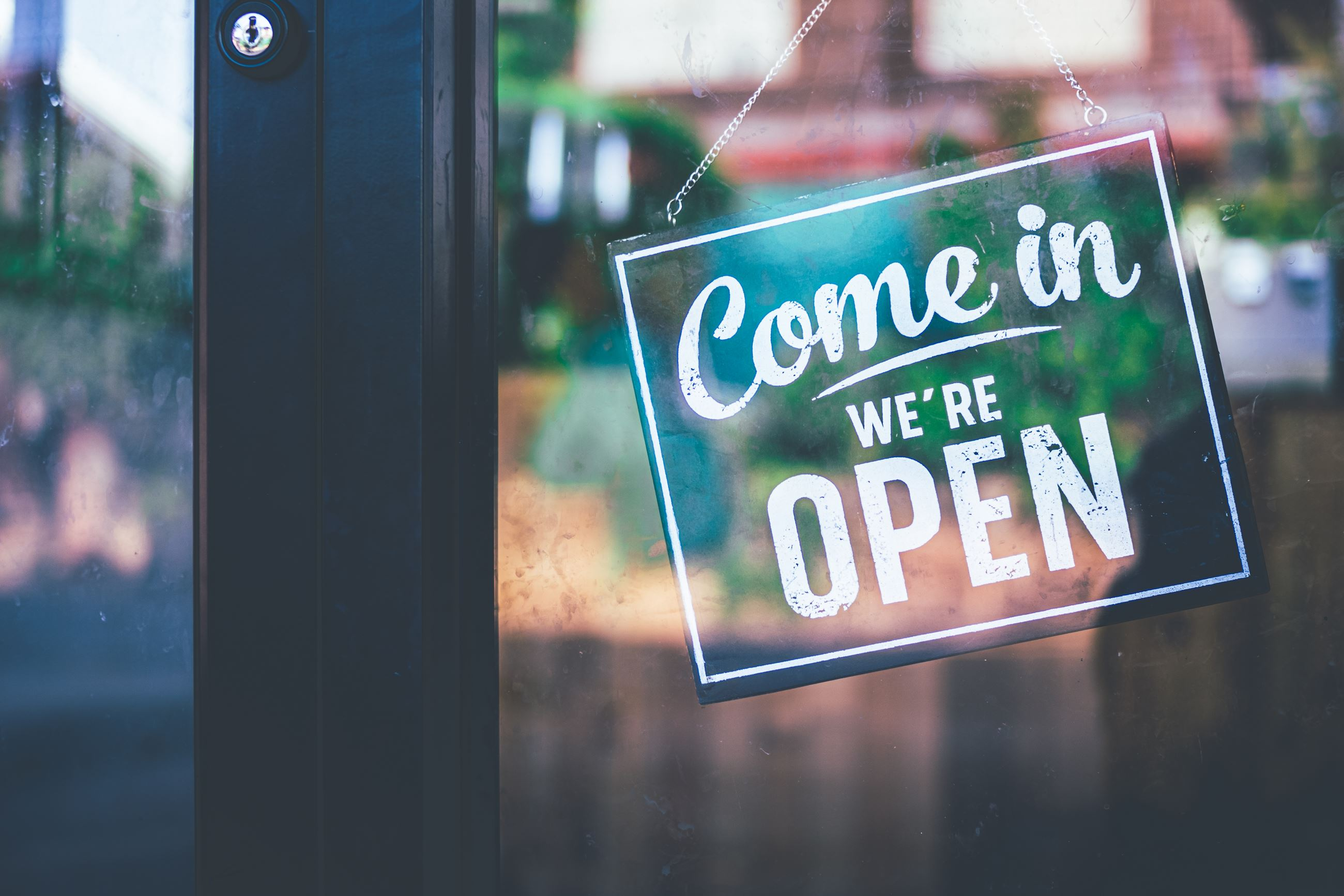 Come In Were Open_Business Form_Istock