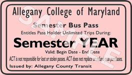 Semester Bus Pass Sample Image
